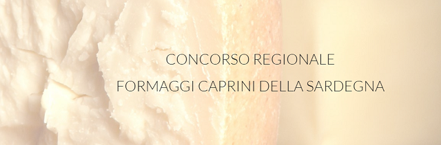 Concorso regionale formaggi caprini – Guspini – Edizione 2019