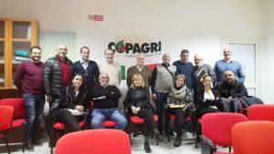 Riunione plenaria di Copagri Sardegna, 2 dicembre 2019