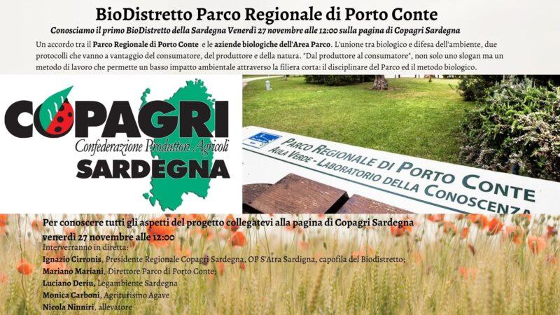 Biodistretto al Parco regionale di Porto Conte